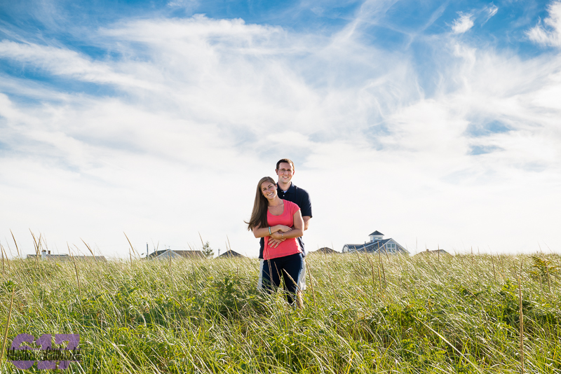 plum island engagement