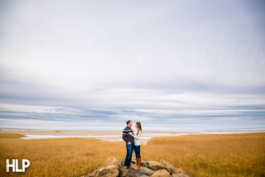 Paines creek beach engagement
