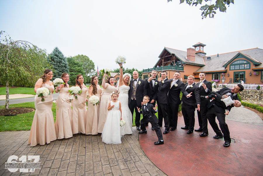 tewksbury country club wedding