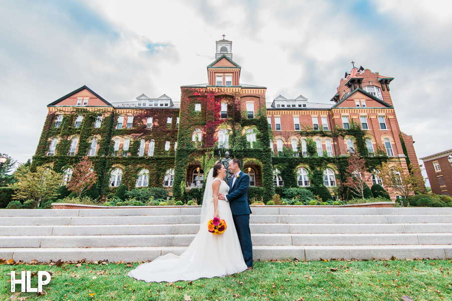 Katie & Michael | St Anselm College Wedding