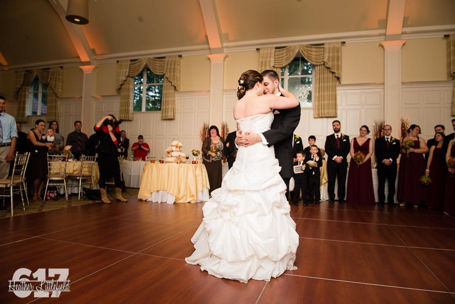 Renaissance Haverhill Wedding