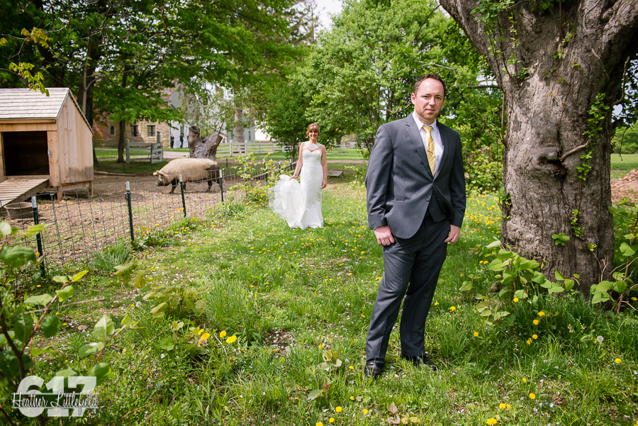 Spencer Peirce Little Farm Wedding Newbury Ma